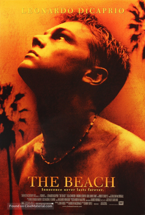 The Beach - Movie Poster