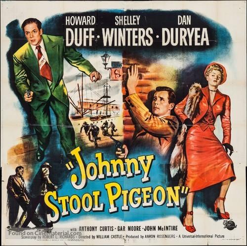 Johnny Stool Pigeon - Movie Poster