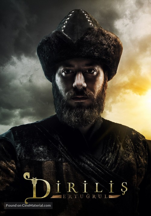 """Dirilis: Ertugrul"" - Turkish Movie Poster"