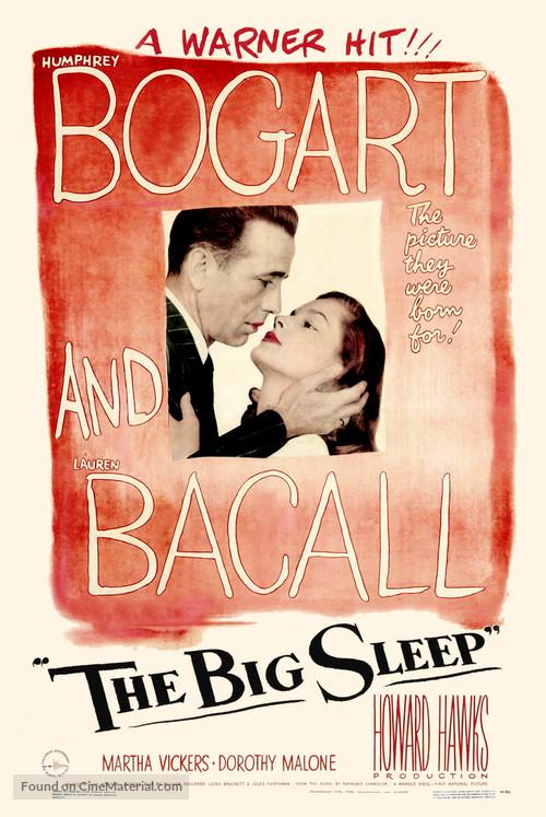 The Big Sleep - Movie Poster