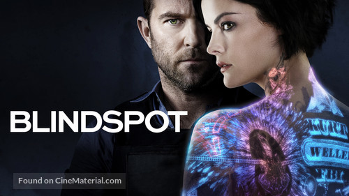 """Blindspot"" - Movie Poster"