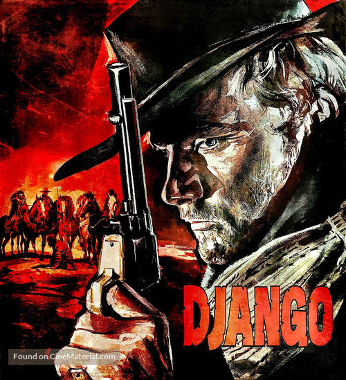 Django - Movie Cover