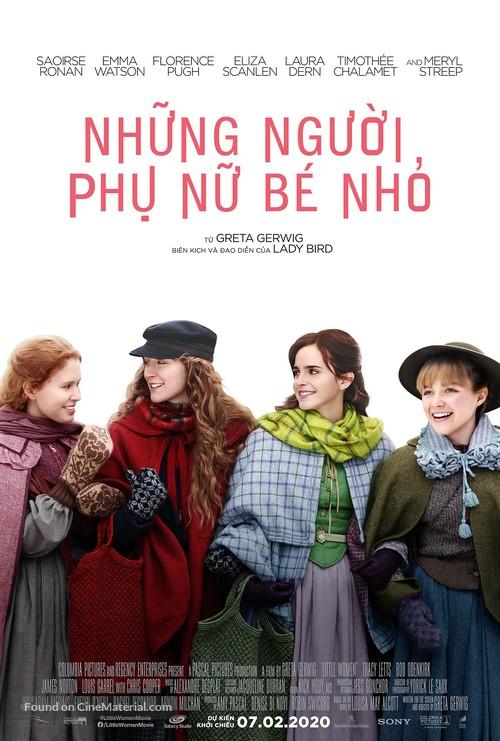 Little Women - Vietnamese Movie Poster