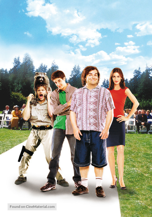 Saving Silverman - Key art