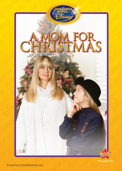 A Mom for Christmas - DVD movie cover
