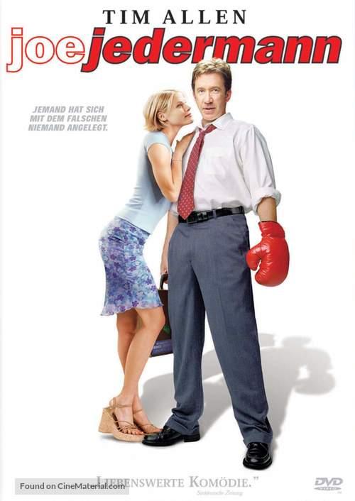 Joe Somebody - German Movie Poster