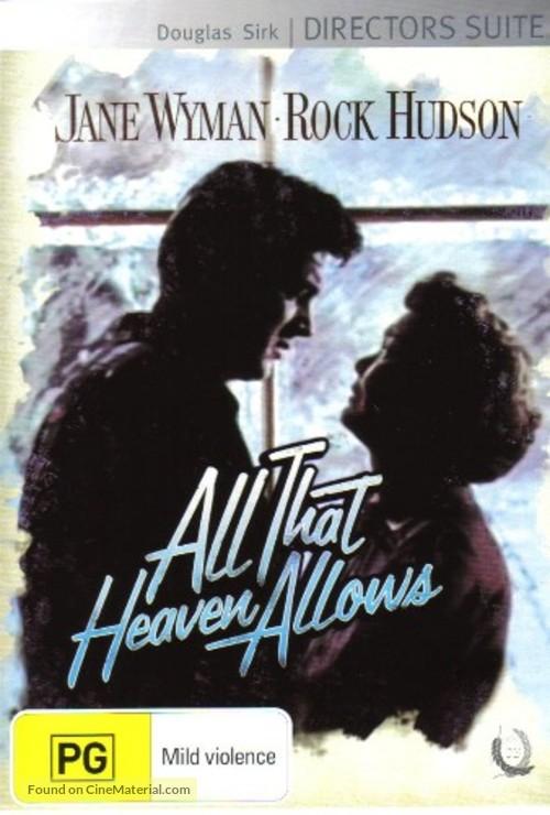 All That Heaven Allows - Australian Movie Cover