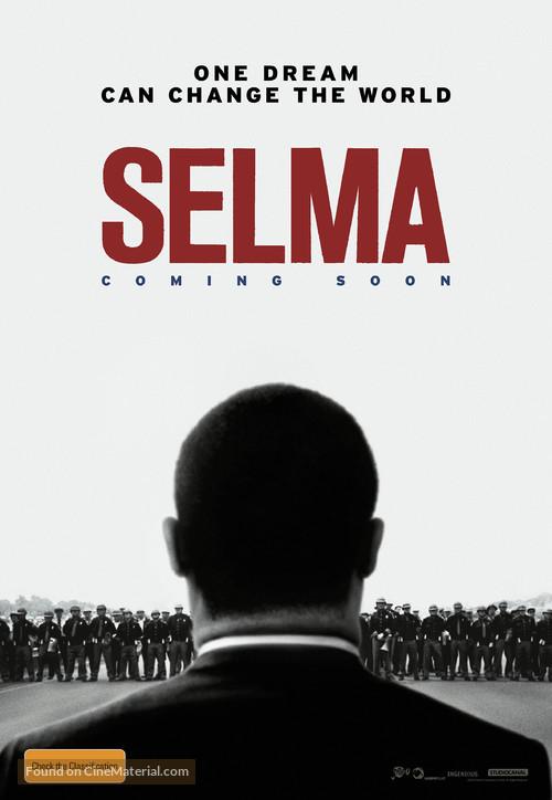 Selma - Australian Movie Poster