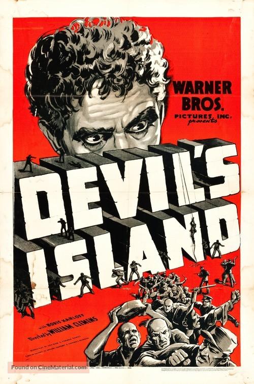Devil's Island - Movie Poster