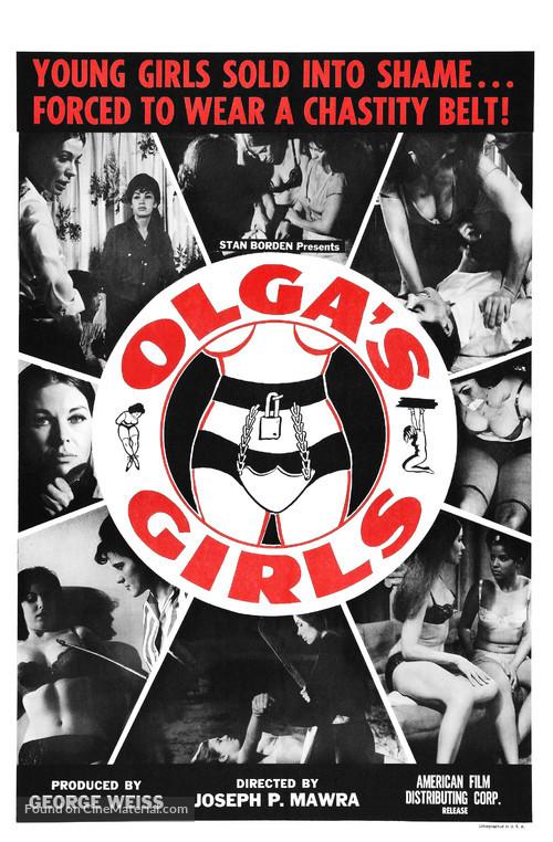 Olga's Girls - Movie Poster
