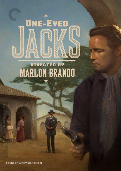 One-Eyed Jacks - DVD movie cover