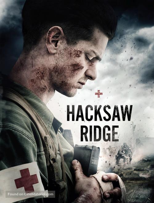 Hacksaw Ridge 2016 Movie Cover
