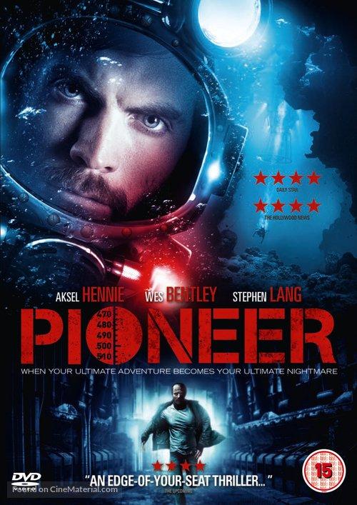 Pioneer - British DVD movie cover