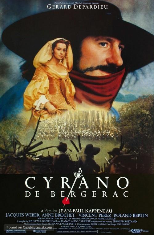 Cyrano de Bergerac - Movie Poster