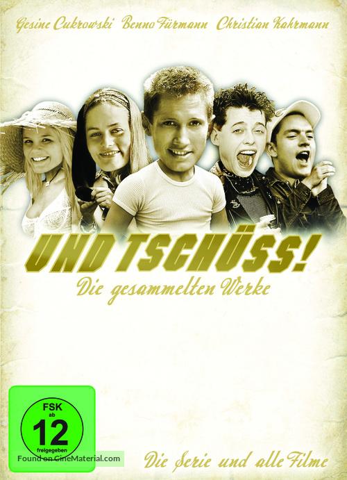 """""""Und tschüss!"""" - German Movie Cover"""