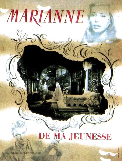 Marianne - French poster