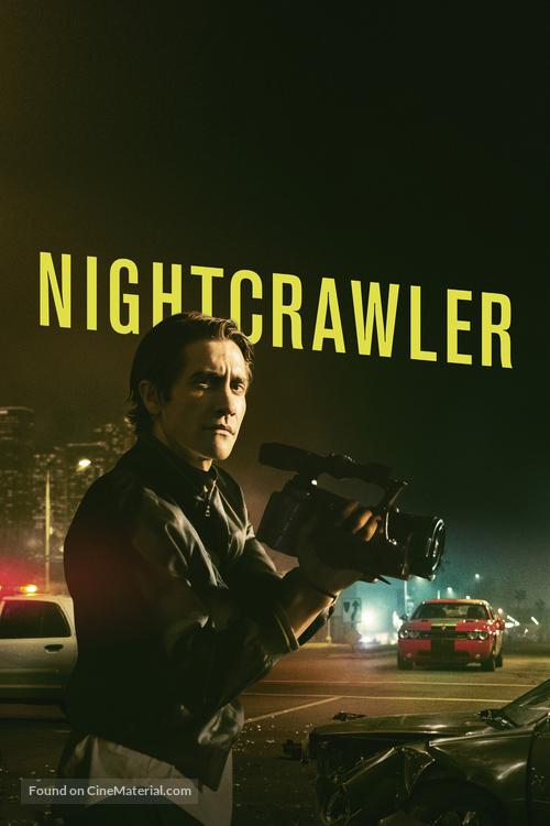 Nightcrawler - DVD movie cover