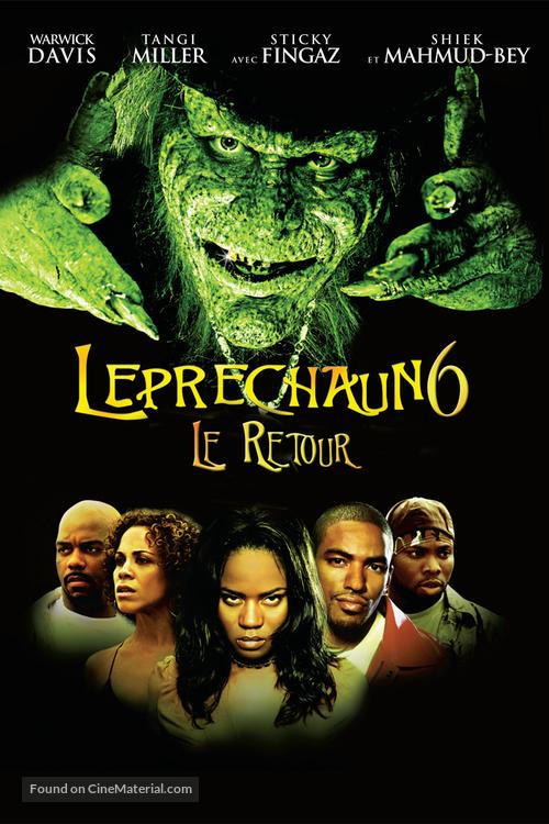 Leprechaun 6 - French DVD cover