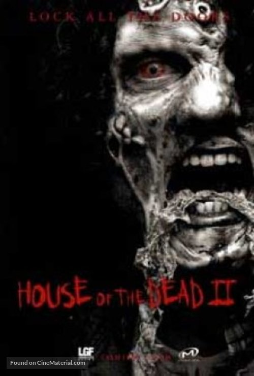House Of The Dead 2 2006 Movie Poster