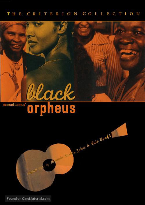 Orfeu Negro - DVD movie cover