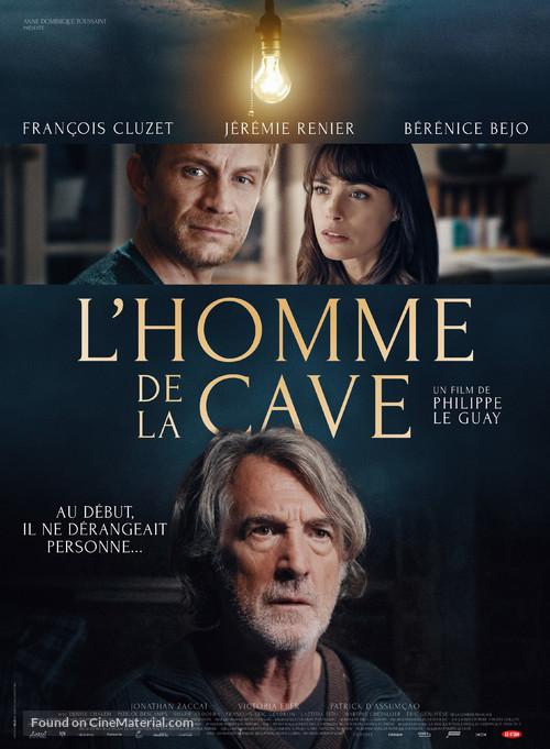 L'homme de la cave - French Movie Poster