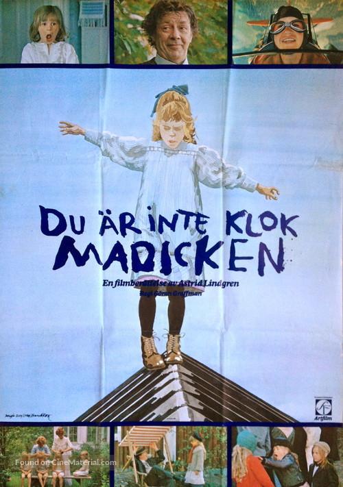 Madita / Du är inte klok Madicken (TV-Serie) - wunschliste.de