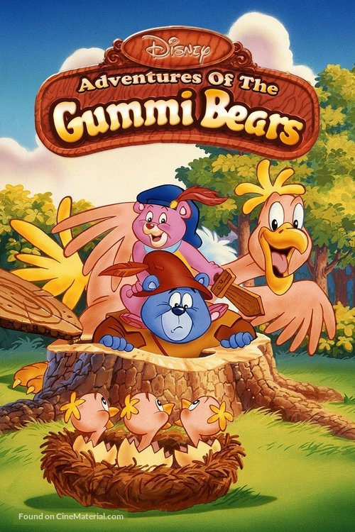 """The Gummi Bears"" - Movie Poster"