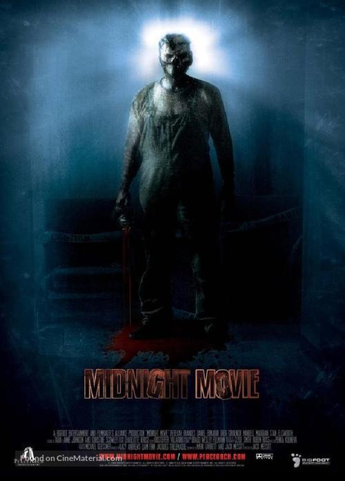 Midnight Movie - British Movie Cover