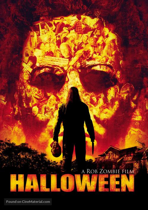 Halloween - Czech DVD movie cover