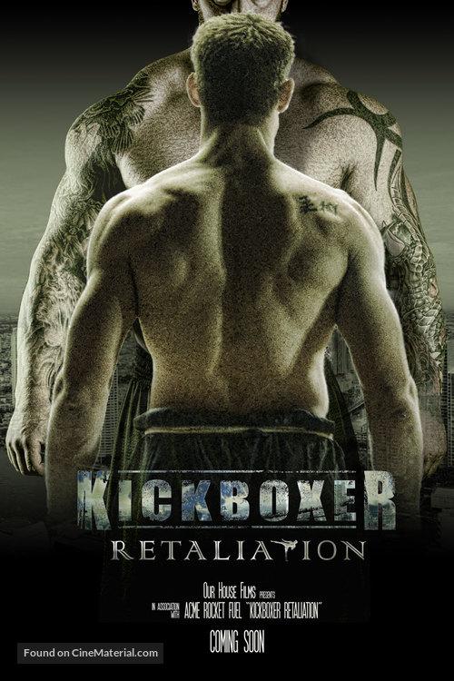 Kickboxer: Retaliation - Movie Poster