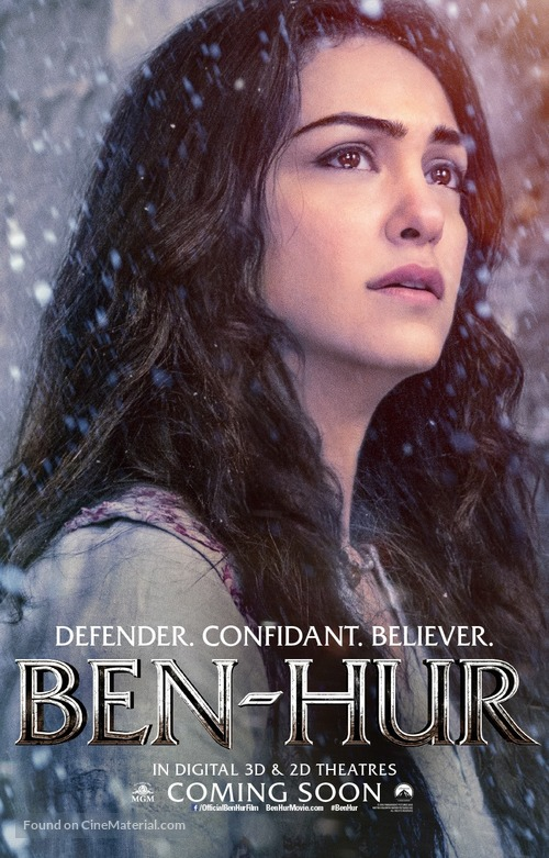 Ben hur movie poster