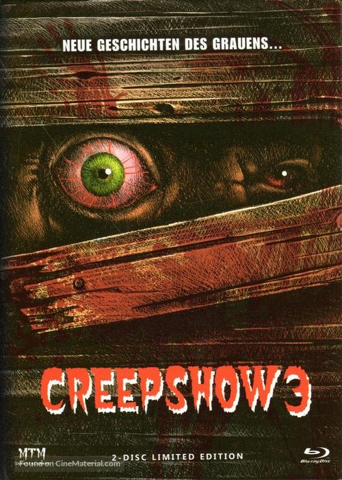 Creepshow 3 - German Blu-Ray movie cover