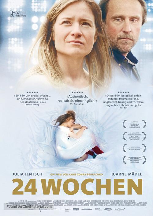 24 Wochen - German Movie Poster