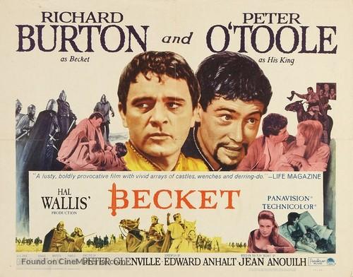 beckett movie essay