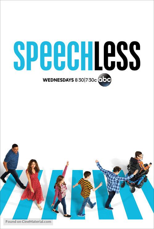 """Speechless"" - Movie Poster"