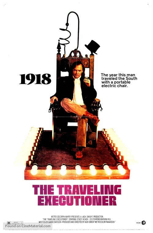 The Traveling Executioner - Movie Poster