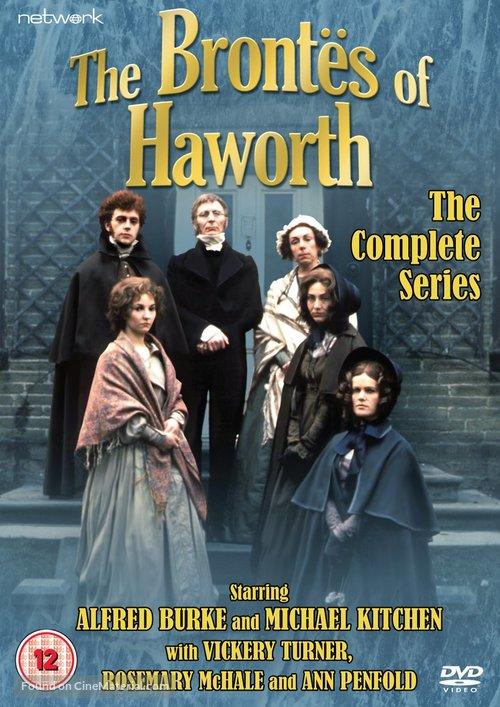 """The Brontes of Haworth"" - British DVD movie cover"