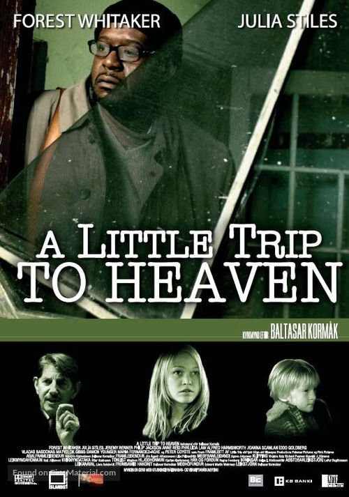 A Little Trip to Heaven - Icelandic Movie Poster