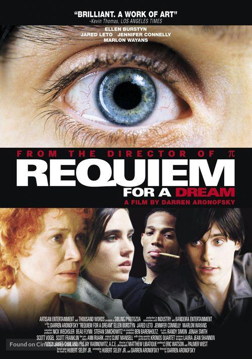 Requiem for a Dream - Movie Poster