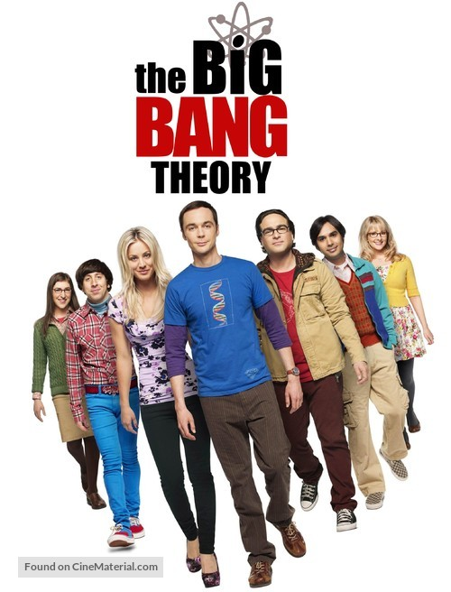"""The Big Bang Theory"" - Movie Poster"