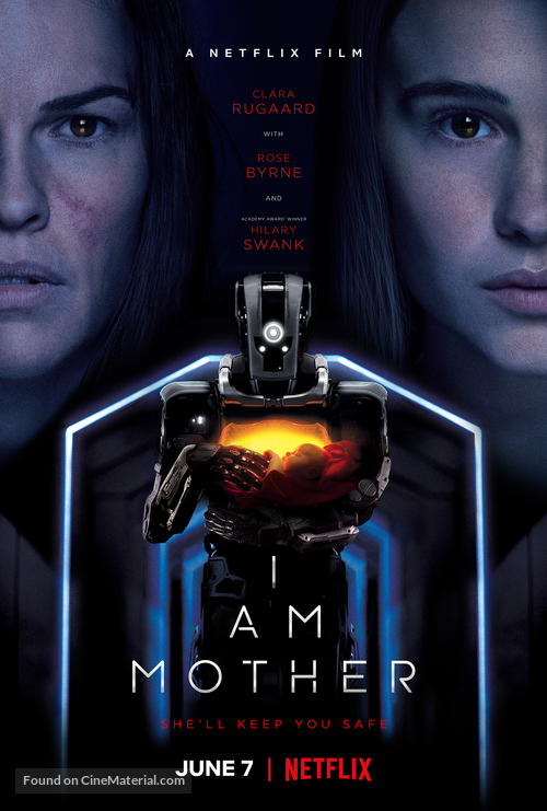 I Am Mother - Movie Poster