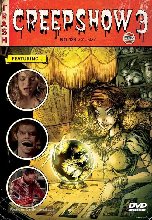 Creepshow 3 - German DVD movie cover