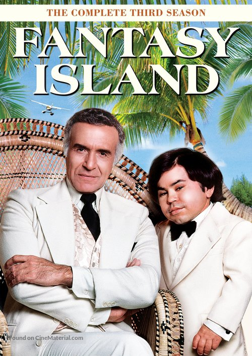 """Fantasy Island"" - DVD movie cover"