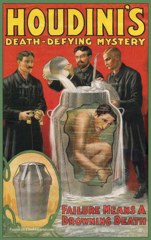 """Houdini"" - Movie Poster"