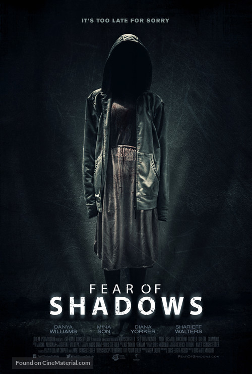 Fear of Shadows - Movie Poster