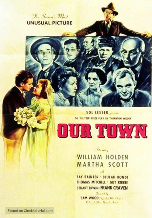 Our Town - Movie Poster
