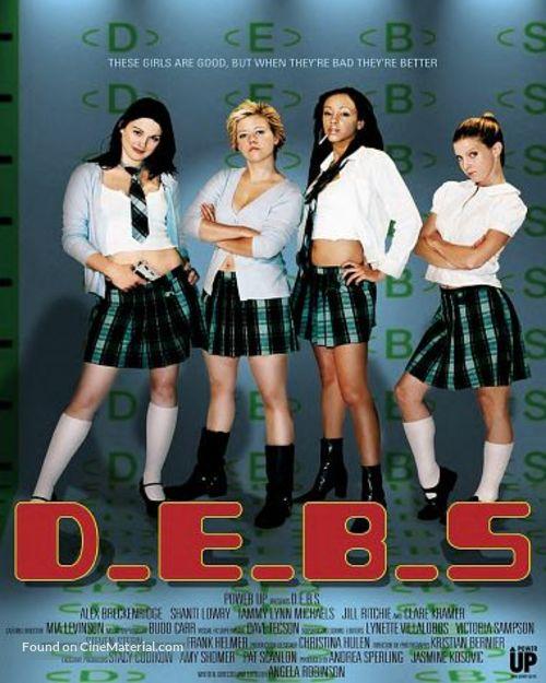 D.E.B.S - poster