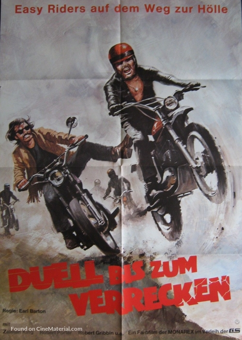 Trip with the Teacher - German Movie Poster