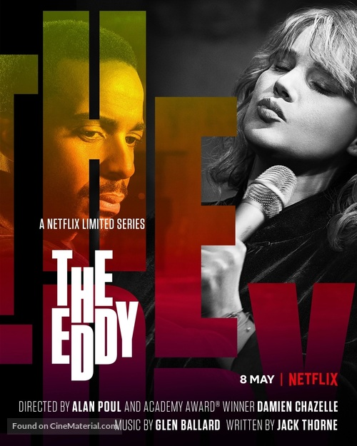 The Eddy (2020) British movie poster
