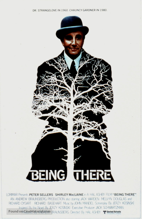 Being There - Movie Poster